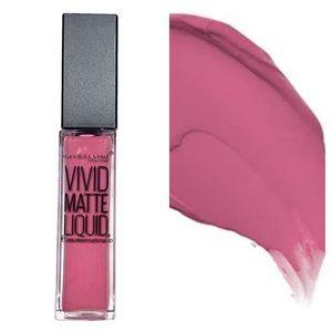 Maybelline Vivid Matte Liquid Lipstick Tulip 12